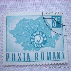 Sellos: SELLO RUMANIA POSTA ROMANA 3 L . Lote 37059978