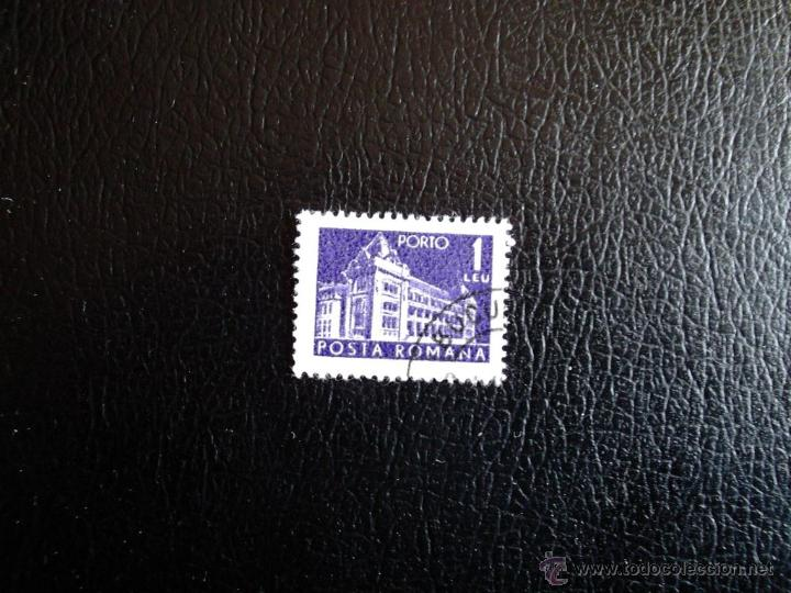 RUMANIA. TAXA 132 CORREOS. 1967. SELLOS USADOS Y NUMERACIÓN YVERT. (Sellos - Extranjero - Europa - Rumanía)