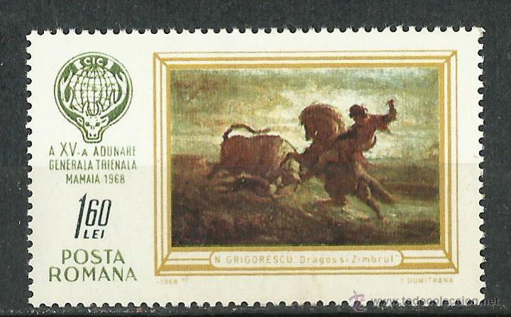RUMANIA - 1968 - SCOTT 2009** MNH (Sellos - Extranjero - Europa - Rumanía)