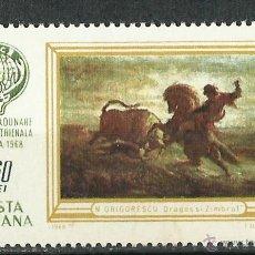 Francobolli: RUMANIA - 1968 - SCOTT 2009** MNH . Lote 66309730