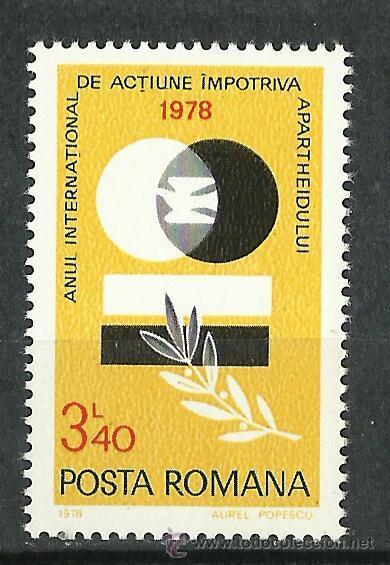 RUMANIA - 1978 - SCOTT 2796** MNH (Sellos - Extranjero - Europa - Rumanía)