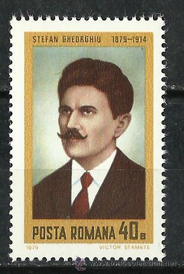 RUMANIA - 1979 - SCOTT 2844** MNH (Sellos - Extranjero - Europa - Rumanía)