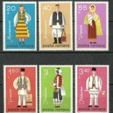 Sellos: RUMANIA - 1979 - SCOTT 2916/2921** MNH. Lote 222144263