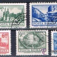 Sellos: RUMANIA - LOTE 7 SELLOS - VARIOS (USADO) LOTE 9. Lote 50883642