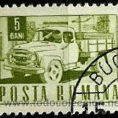 Stamps - RUMANIA 1967- YV 2345 - 52803650