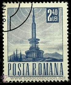 RUMANIA 1967- YV 2361 (Sellos - Extranjero - Europa - Rumanía)