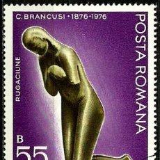 Sellos: RUMANIA 1976- YV 2949. Lote 52806107