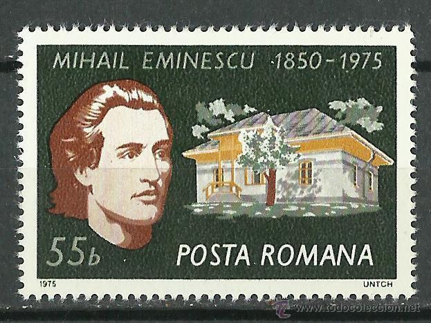 RUMANIA - 1975 - SCOTT 2548 // MICHEL 3262** MNH (Sellos - Extranjero - Europa - Rumanía)