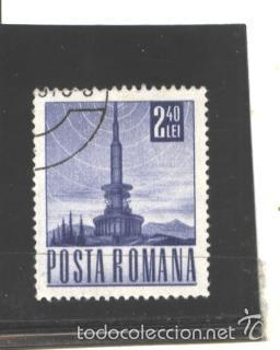 RUMANIA 1967 - YVERT NRO. 2361 - USADO (Sellos - Extranjero - Europa - Rumanía)