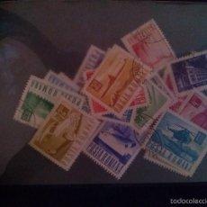 Sellos: LOTE SELLOS DE RUMANIA -- AÑOS 1970/80. Lote 58454705