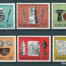 Sellos: RUMANIA Nº 2970/5 (YVERT). AÑO 1976.. Lote 76894463