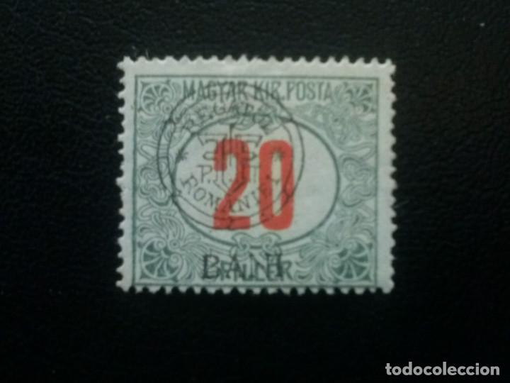 TRANSILVANIA, (CLUJ) RUMANÍA , TASAS, YVERT Nº 6 , 1919 (Sellos - Extranjero - Europa - Rumanía)