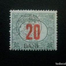 Sellos: TRANSILVANIA, (CLUJ) RUMANÍA , TASAS, YVERT Nº 6 , 1919. Lote 89333048