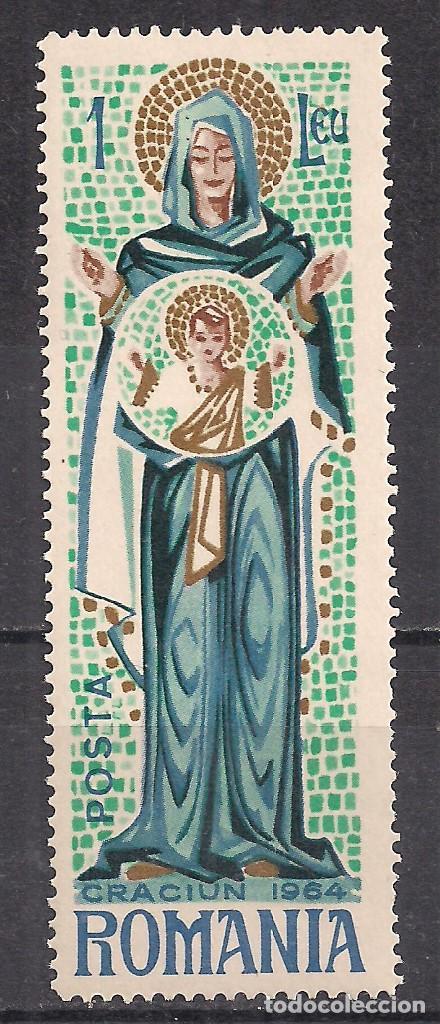 RUMANIA, RUMANIA LIBRE 1964 - NUEVO (Sellos - Extranjero - Europa - Rumanía)