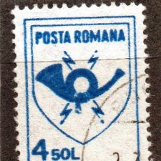 Sellos: ++ RUMANIA / ROMANIA / ROUMANIE AÑO 1991 YVERT NR..3933 USADA EL CORREO RUMANO. Lote 117438507