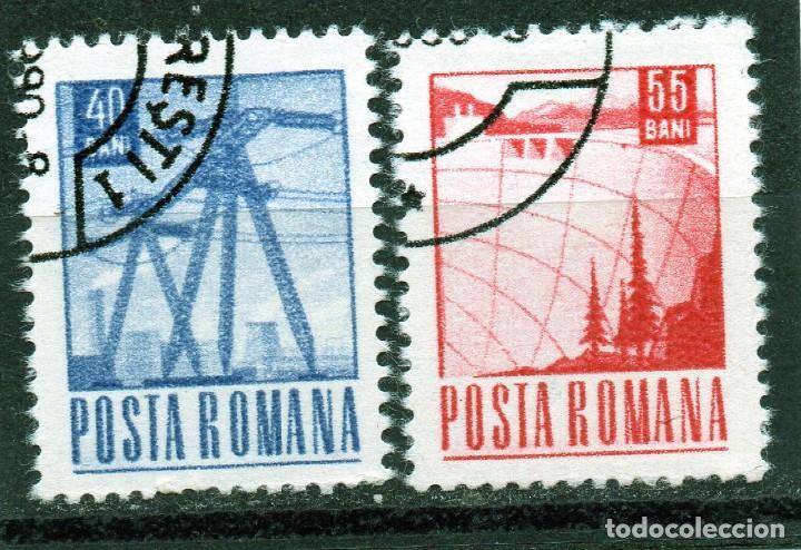 ++ RUMANIA / ROMANIA / ROUMANIE AÑO 1969 USADA (Sellos - Extranjero - Europa - Rumanía)
