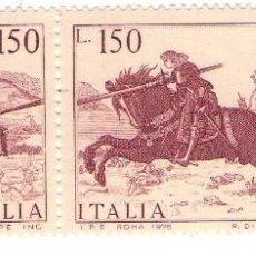 Sellos: ITALIA, 1976. 450 ANIVERSARIO DE LA MUERTE DE VICTOR CARPACCIO.. Lote 132340038