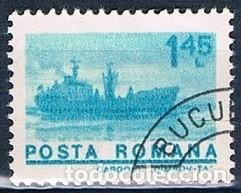 RUMANIA SELLO 1974 USADO Y 2768 (Sellos - Extranjero - Europa - Rumanía)