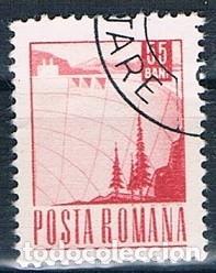 RUMANIA SELLO 1969 USADO Y 2351A (Sellos - Extranjero - Europa - Rumanía)