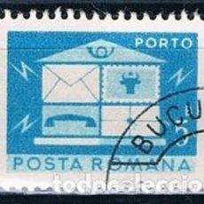Sellos: RUMANIA SELLO 1974 USADO Y T133A. Lote 145451162