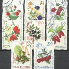 Stamps - Rumania - 1964 - Michel 2361/2368 - Usado - 159894254