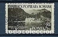 RUMANÍA, 1954,CAA DE REPOSO,USADO,YVERT 1344 (Sellos - Extranjero - Europa - Rumanía)