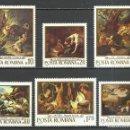 Sellos: RUMANIA - 1970 - MICHEL 2876/2881** MNH . Lote 161259070