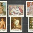 Sellos: RUMANIA - 1969 - MICHEL 2755/2760** MNH . Lote 161259458