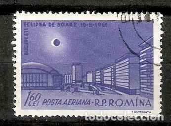RUMANÍA. 1961- AÉREO. YT Nº 144 (Sellos - Extranjero - Europa - Rumanía)