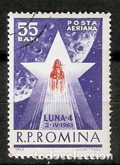 RUMANÍA. 1963- AÉREO. YT Nº 173 (Sellos - Extranjero - Europa - Rumanía)