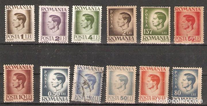 RUMANÍA. 1845-46. REY MICHEL (Sellos - Extranjero - Europa - Rumanía)