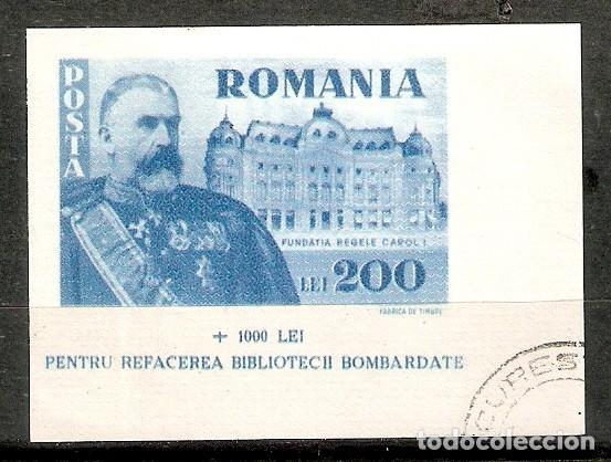 RUMANÍA. 1945. HB. YT Nº 21 (Sellos - Extranjero - Europa - Rumanía)