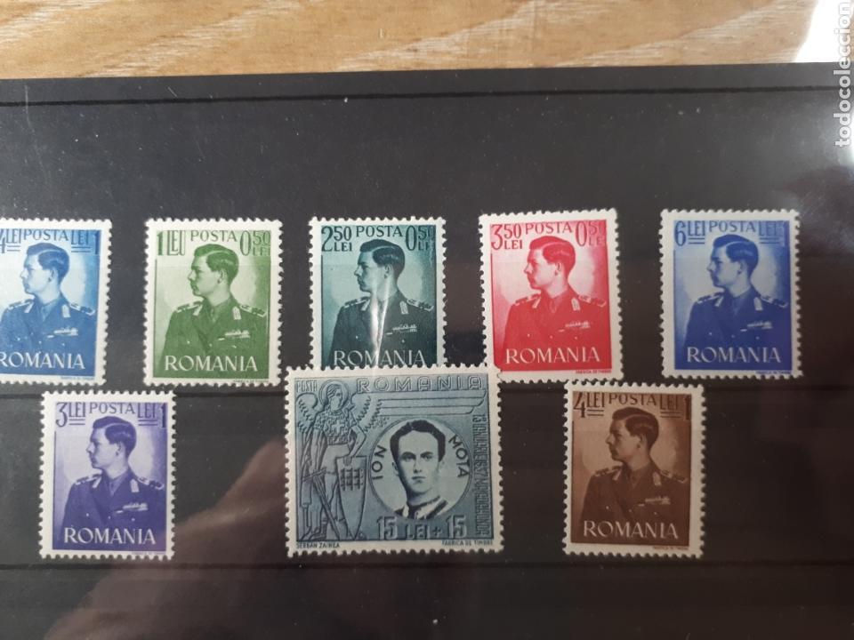 SELLIS DE RUMANIA AÑI 1940 Y 41 LOT.N.782 (Sellos - Extranjero - Europa - Rumanía)