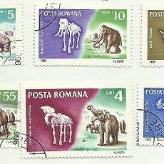 Sellos: RUMANÍA SC 1966 - POSTA ROMANA. Lote 183475137
