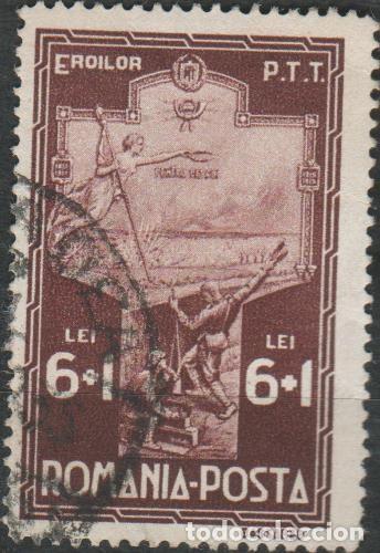 LOTE P SELLO RUMANIA 1932 (Sellos - Extranjero - Europa - Rumanía)