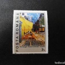 Sellos: RUMANIA 1990 - YVERT NRO. 3918 - NUEVO. Lote 194691041