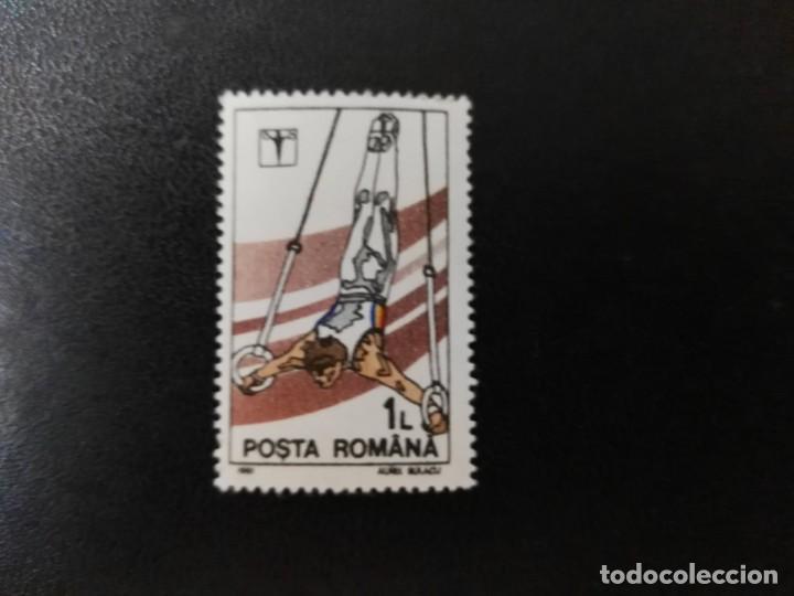 RUMANIA 1991 - NUEVO (Sellos - Extranjero - Europa - Rumanía)