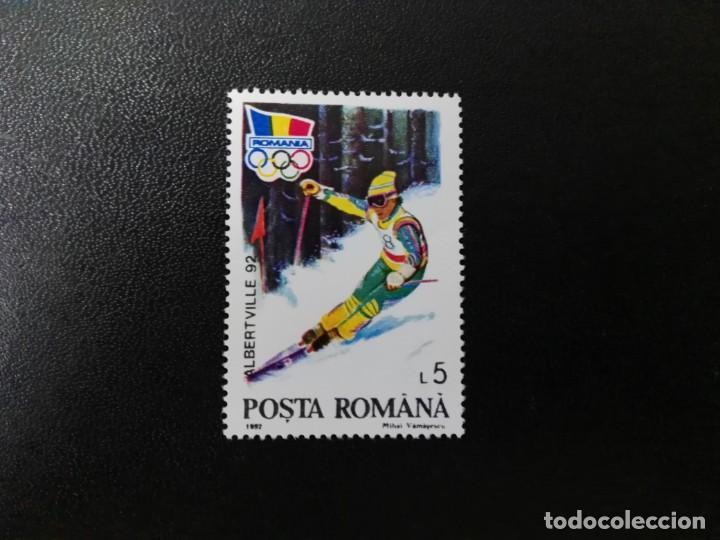 RUMANIA 1992 - NUEVO (Sellos - Extranjero - Europa - Rumanía)
