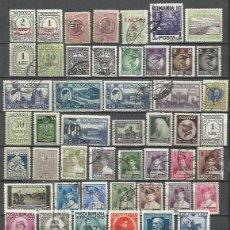 Sellos: R205-LOTE SELLOS CLASICOS ANTIGUOS RUMANIA SIN TASAR,FOTO REAL.CON HABILITADOS,INTERESANTE CONJUNTO.. Lote 194877573