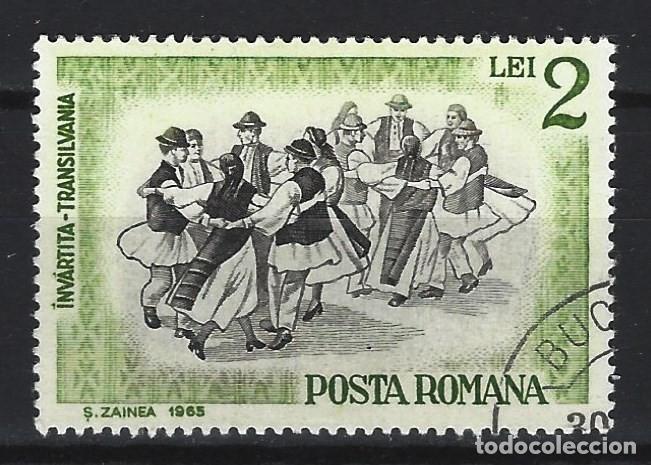 RUMANÍA - SELLO USADO (Sellos - Extranjero - Europa - Rumanía)