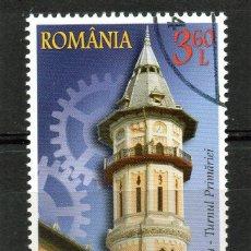 Sellos: ++ SELLO DE RUMANIA / ROMANIA AÑO 2014 USADO. Lote 202681863