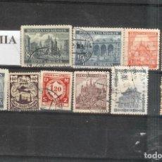 Sellos: LOTE DE SELLOS DE BOHEMIA Y MORAVIA. Lote 204657566
