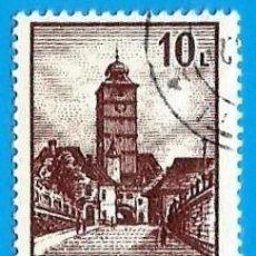 Sellos: RUMANIA.1972. YVERT # 2789. SELLOS USADOS. Lote 207747647