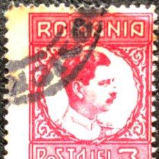 Sellos: SELLO RUMANIA 3 LEÍ 1932.. Lote 207850175