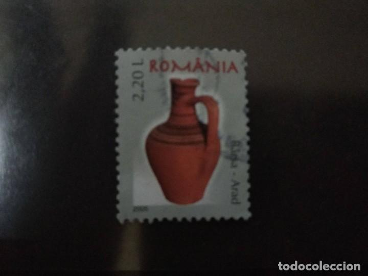 RUMANIA 2005. ROMANIAN POTTERY DEFINITIVES 2005. MI:RO 6006,(A294) (Sellos - Extranjero - Europa - Rumanía)