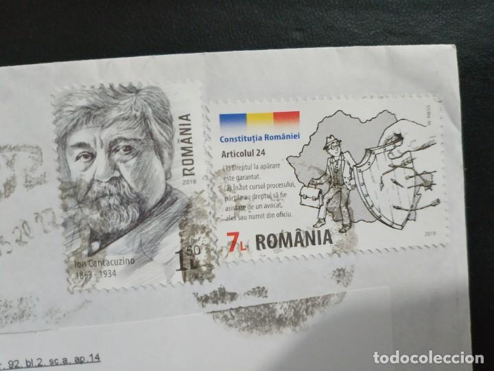SELLOS RUMANIA (Sellos - Extranjero - Europa - Rumanía)