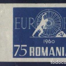 Sellos: S-5520- RUMANIA. ROMANIA. EUROPA 1960.. Lote 218296538