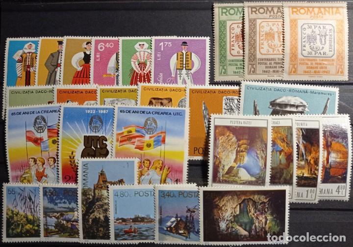 FILATELIA: SELLOS SIN USAR RUMANIA 27 (Sellos - Extranjero - Europa - Rumanía)