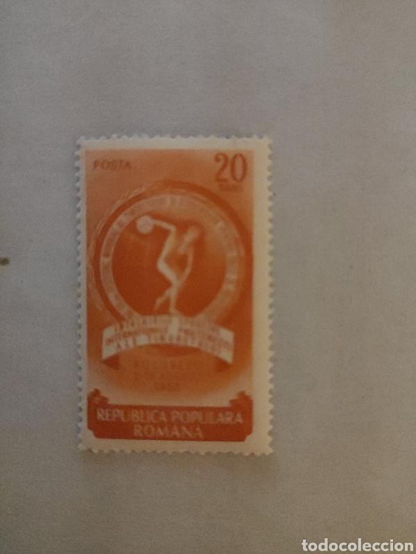 RUMANIA. 1953 EL 4TH FESTIVAL MUNDIAL DE LA JUVENTUD BUCAREST. (Sellos - Extranjero - Europa - Rumanía)