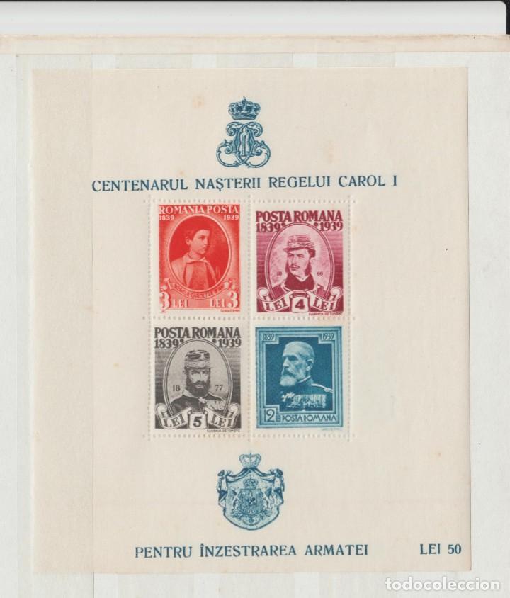 RUMANÍA,1939. (Sellos - Extranjero - Europa - Rumanía)